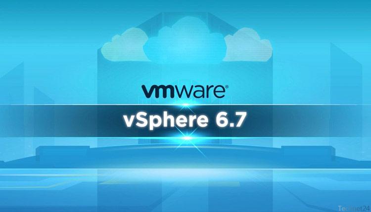 Hướng dẫn sử dụng ESXi 6.7 – Quản trị hạ tầng ảo hóa VMware vSphere
